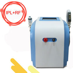 E-light Ipl Rf Hair Removal Opt Pigment Removal Beauty Portable 2 In 1 Machine