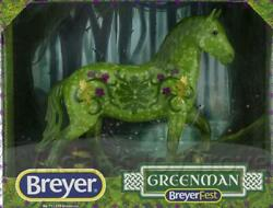 Breyer Greenman BreyerFest 2020 Special Run Celtic Decorator 711379 IN HAND