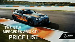 2020 Mercedes-amg Gt3/gt4 Starter And Track Kits And Spare Parts | Usa Dealer