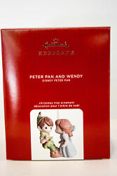 Hallmark Peter Pan And Wendy - Disney Peter Pan - Limited Edition Ornament 2020