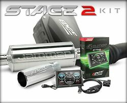 Edge Products 39126-d Stage 2 Performance Kit Fits 07-09 Ram 2500 Ram 3500