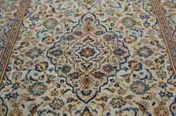 8and0391 X 10and0397 Rare Light Colors Gorgeous Semi Antique Handmade Wool Area Rug 8 X 11