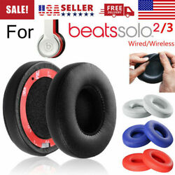 NEW Ear Pad Cushions Soft For Beats B0534 A1796 Solo 2 Solo 3 Wireless Wired $8.25