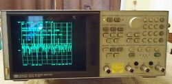 Hp 8753a 300 Khz-3.0 Ghz Network Analyzer. Option Hp-ib, Made In Uk