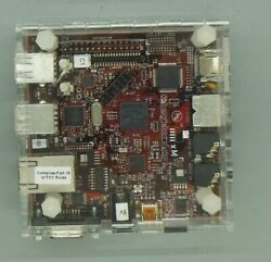 Beagleboard XM Red Microcomputer