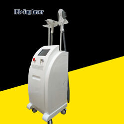 Tattoo Hair Removal Pigment Removal 1064nm 532nm 1320nm Beauty Machine