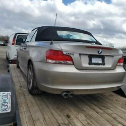 2008 Bmw 128i Part Out, Let Me Know What You Need. E88 E82