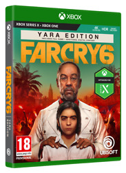 Far Cry 6 Yara Special Day1 Edition Xbox One Pal Preorder Release 7 Oct 2021