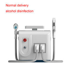 Q Switch Laser Opt Intense Pulsed Light Hair Tattoo Pigmentation Removal Machine