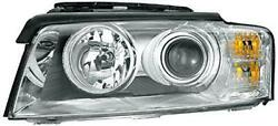 Hella Headlight Among Other Things For Audi A8 4e2 4e8 Front Left