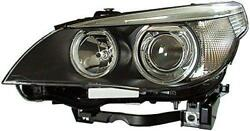 Hella Headlight Among Other Things For Bmw 5er E60 Front Right Until 02/2005