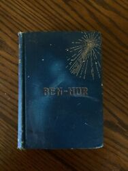 Ben Hur A Tale Of The Christ By Lew Wallace 1880 Harper And Bros. 1st Edition