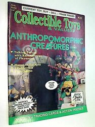 Collectible Toys And Values 20 Anthropomorphic Creatures Thundercats And Silver