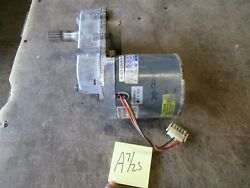 Used Bison 1/6hp Ice Auger Motor For Cornelius Ed200-bc Soda Fountain
