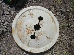 Unstyled John Deere A Tractor Flywheel Jd A29r Ready To Use