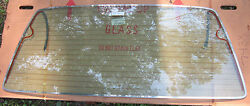 1976 Amc Gremlin And 1974 1975 Gremlin Nos Rear Hatch Liftgate Glass Heated