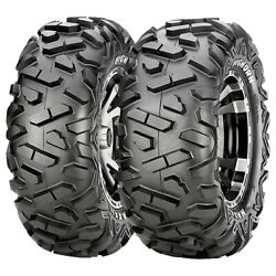 Maxxis Bighorn Radial 6 Ply All Terain Tire For Utv Choose Option