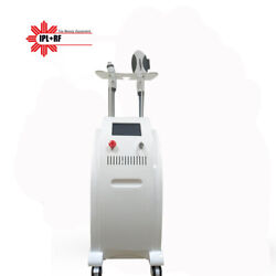 Rf Radio Frequency Ipl Hair Removal Opt Pigment Removal Beauty Machine