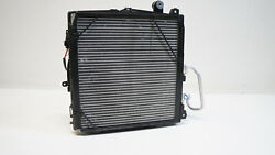 Porsche 9j Taycan Air Conditioning Condensor A/c Radiator Fan Cooling R For 98