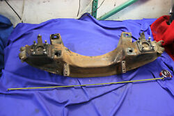 Mg Mgb 62-74 Front Cross Member Assembly