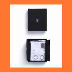 [on Hand] Bts Map Of The Soul Tour Official Ring [no Photocards] - Choose Size