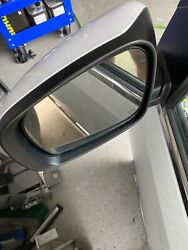 2009 - 2015 2016 Chrysler Town And Country Driver Lh Heated Mirror Oem White