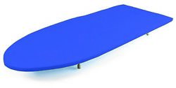 Sunbeam Mdf Table Top Ironing Boards Blue