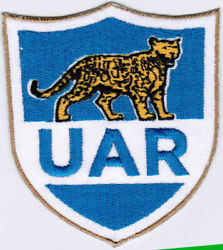 Argentina Uar Los Pumas National Rugby Union Team Iron On Embroidered Patch