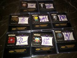 Wwe Wrestlemania 34 Limited Edition Pin Set Axxess Exclusive Set Of 8