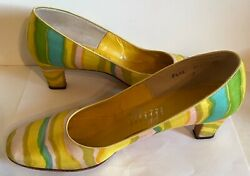 Authentic Designer Mijji 1960s Shoes 8 12 AA $49.99