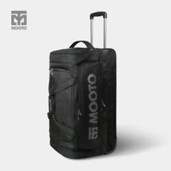 Mooto Supercontainer Handles Pvc Panel Patch Spot Bag Taekwondo 29inch Suitcase