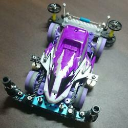 Mini 4wd Completed Thunder Shot At Pivot Bumper Skid Roller Fastest From Japan