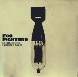 Foo Fighters – Echoes, Silence, Patience And Grace Vinyl 2lp 2007 New/sealed