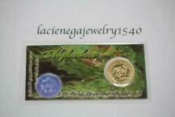 22k Gold Coin Collectible Middle East 4.0665 Grams Green Case Uncirculated