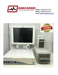 Solar 8000m Patient Monitor With Tram Rac And Trolley refurbished warranty