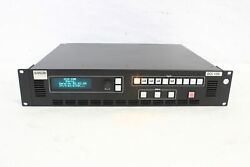 Barco Dcs-100 Dual Channel Switcher Missing Button Covers