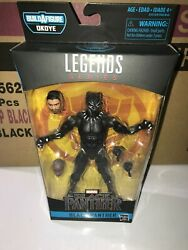 Marvel Legends Black Panther Okoye BAF 6#x27; CHADWICK BOSEMAN MINT
