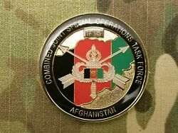 Rare Combined Joint Special Operations Task Force 145 Challenge Coin