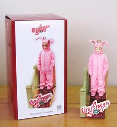 Ralphie As The Pink Bunny A Christmas Story Carlton Ornament