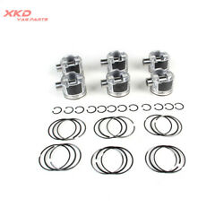 Pistonandring Assembly Fit For Vw Touareg Audi A4 A5 A6