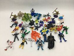 Huge Mixed Lot Of Toys And Action Figures Disney Mcdonaldand039s + Misc Used