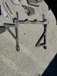 Porsche 911 1965-68 Front Cross Member Bar Auxiliary Support And Control Arms