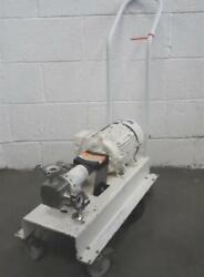 Jabsco Stainless Steel Positive Displacement Pump-m10713