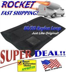 Fits 78 79 Ford Bronco Passenger Area Carpet Black In Color New In Stock Now