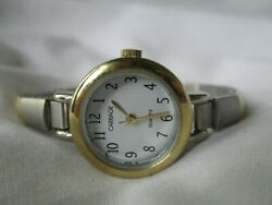 Carriage By Timex Analog Wristwatch With Quartz Movement And Water Resistance