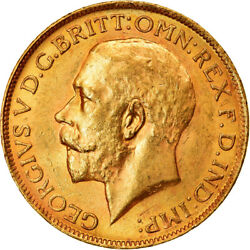 [854311] Coin, South Africa, George V, Sovereign, 1927, Au, Gold, Km21