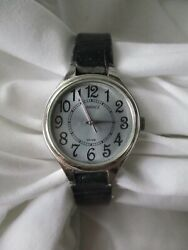 Carriage By Timex Analog Wristwatch With Water Resistance And A Buckle Band