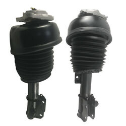 Pair Front Left Right Air Suspension Shock For Mercedes W212/ W218 4matic