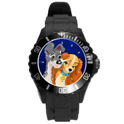 Lady And The Tramp Boy's Girl's Women's Men's Cosplay Watch