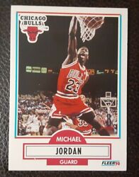 1990 Fleer #26 Michael Jordan Chicago Bulls $22904.10